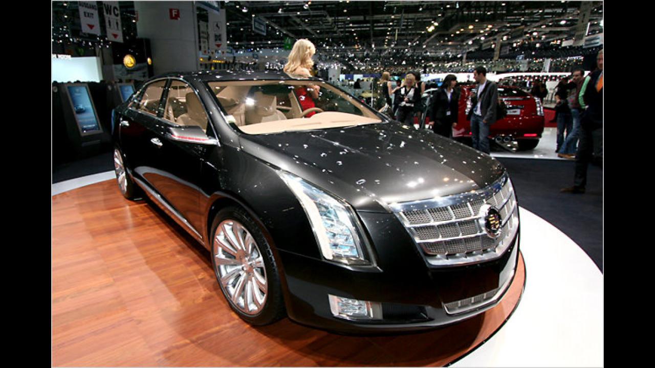 Cadillac XTS Platinum Hybrid