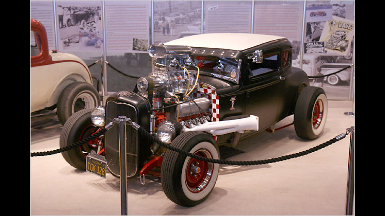 1931 Ford Dragster