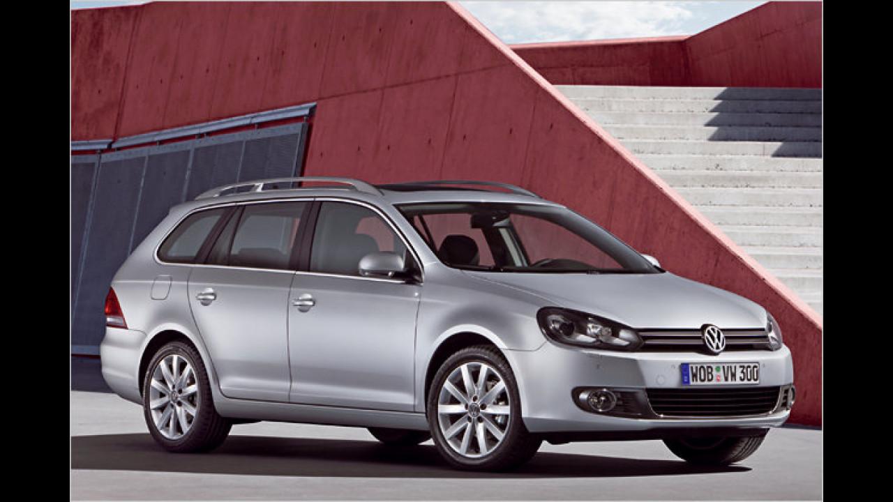 VW Golf Variant 1.6 TDI Trendline DPF