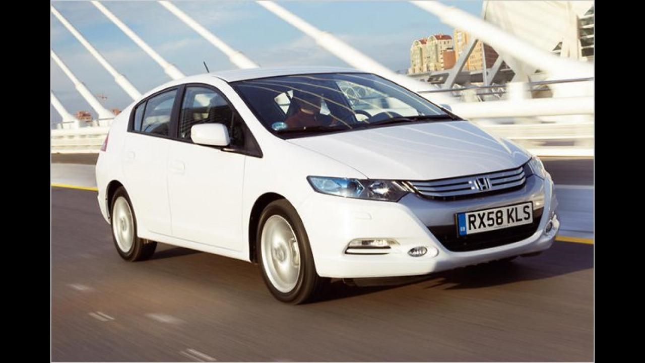 Honda: Insight, CR-Z und Accord aus Japan