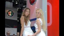 Le ragazze del Salone di Francoforte 2011 - Parte 2