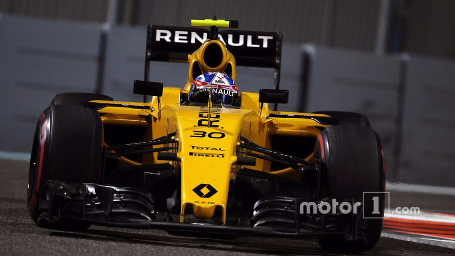 Renault F1 team working on new energy recovery system for 2017