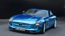 Mercedes SLS AMG Electric Drive