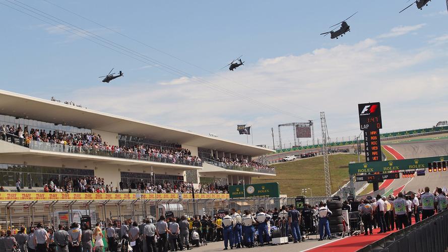 Brown: F1 pode crescer nos EUA, mas precisa de mais provas