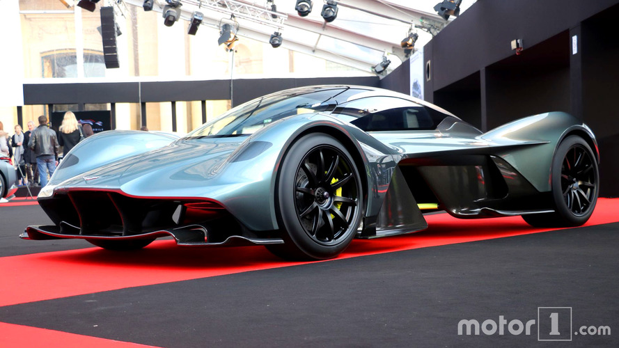 Aston Martin AM-RB 001 will rock a Cosworth 6.5-liter V12 engine
