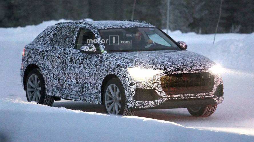 Photos espion - L'Audi Q8 est déjà dehors