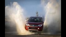 Volta rápida: Nova L200 Triton Sport aposta na dinâmica e conforto