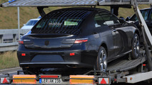 2017 Mercedes E-Class Coupe spy photo