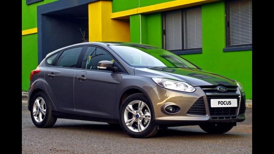 Focus foi o carro mais vendido na Argentina em março - veja ranking