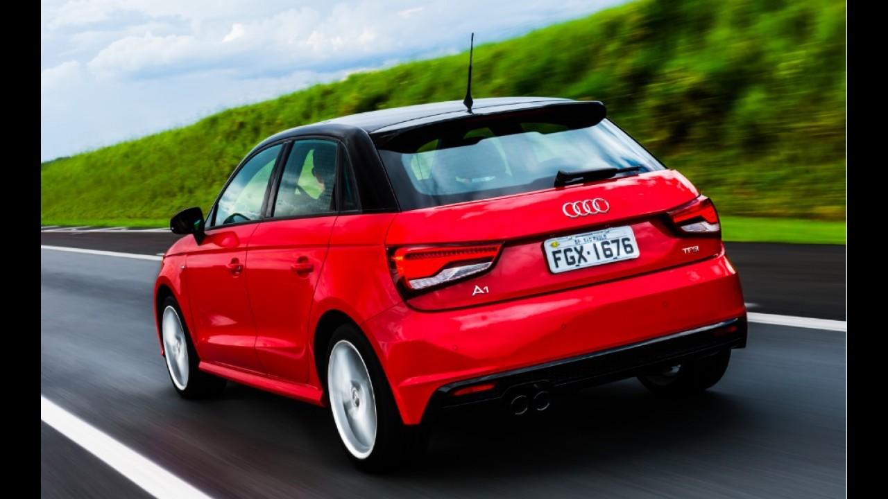 Nova geração do Audi A1 estreia em 2018 com produção na Espanha