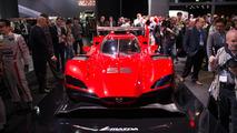 Mazda RT24-P yarış aracı: LA 2016