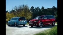 Salão de Detroit: Chrysler Pacifica é casa high-tech sobre rodas - tem até aspirador