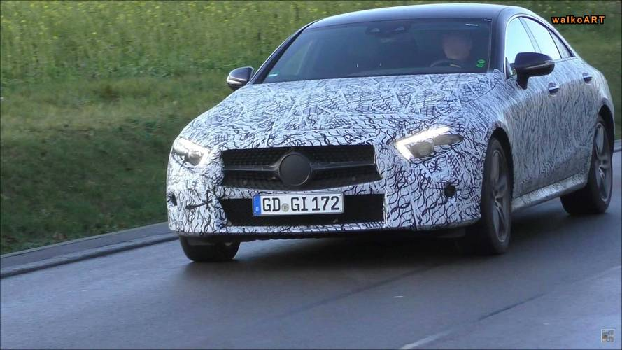 2019 Mercedes-AMG CLS 53 casus fotoğrafları