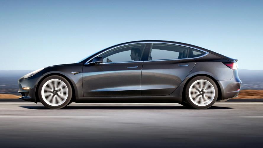 Tesla Model 3, cancellati 63 mila ordini