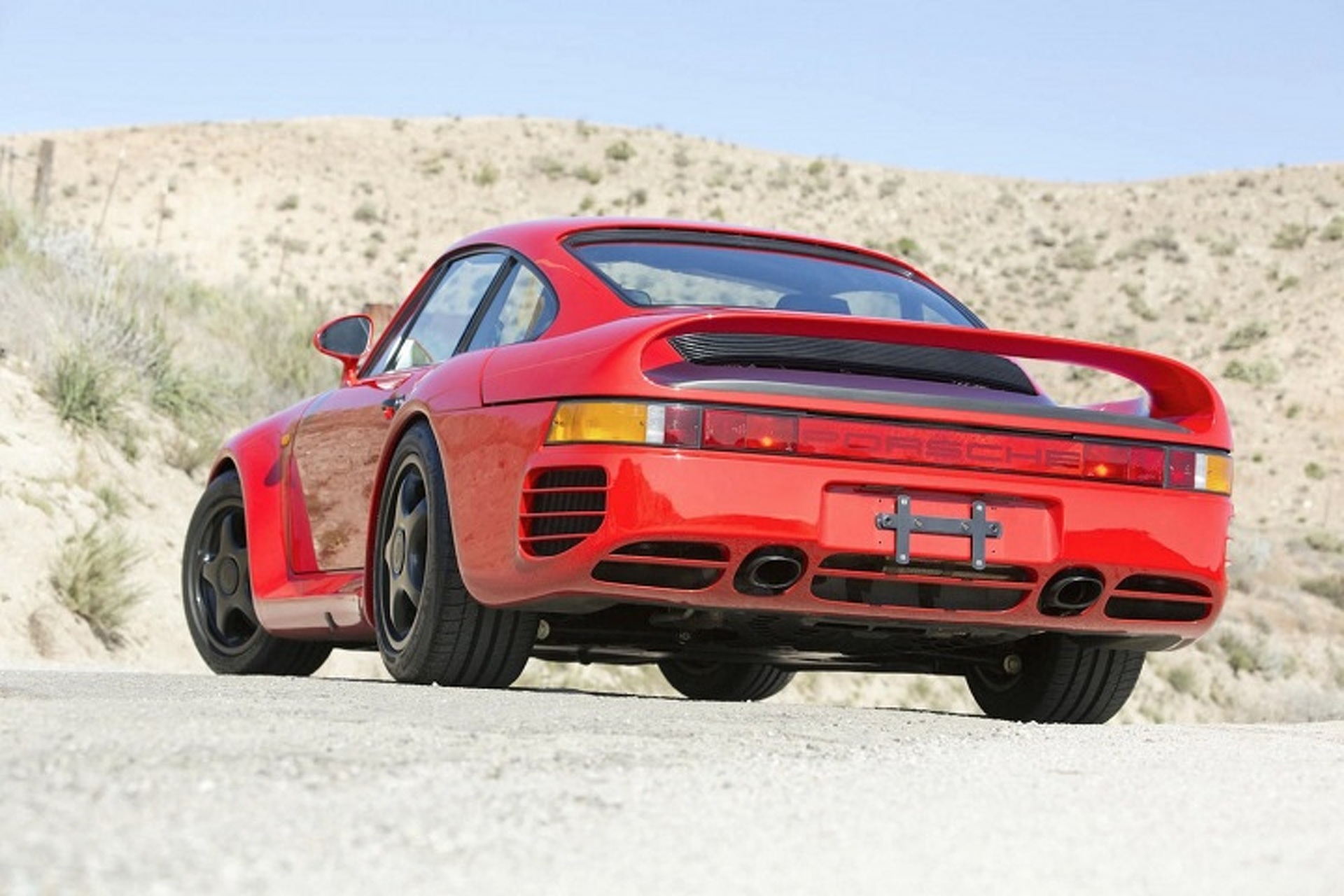 Driving a Porsche 959 in the US? Thank Bill Gates