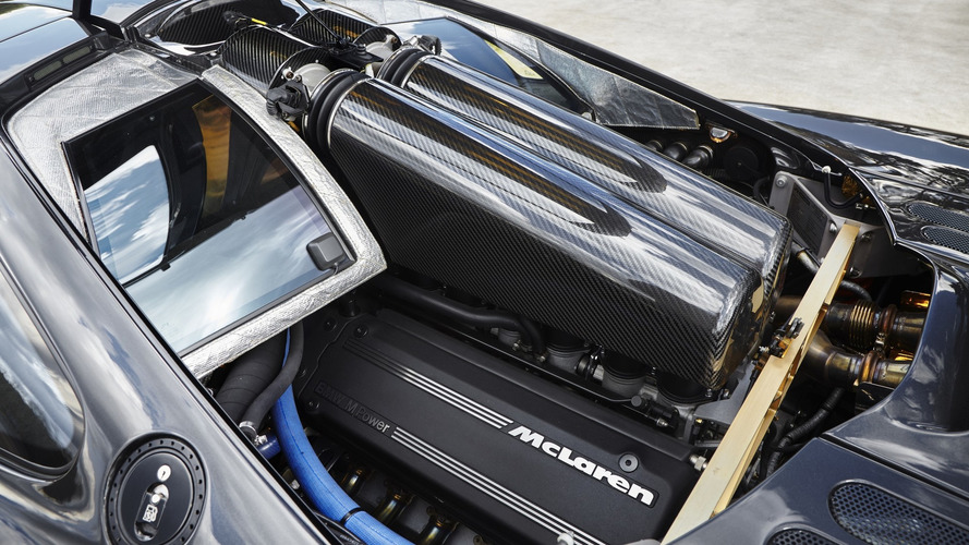 McLaren Offers F1 Owners Loaner Engines, Say What?