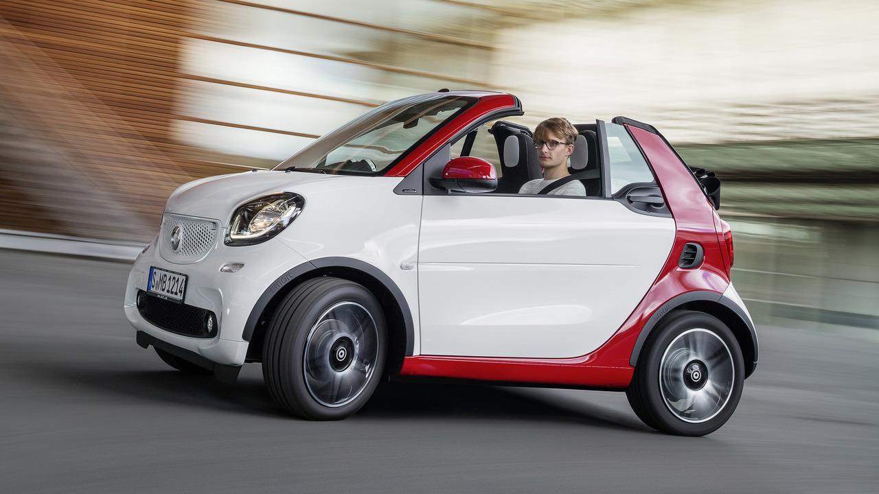 2017 Smart ForTwo Cabrio