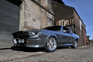 Iconic 'Gone in 60 Seconds' Eleanor Mustang Heading to Auction