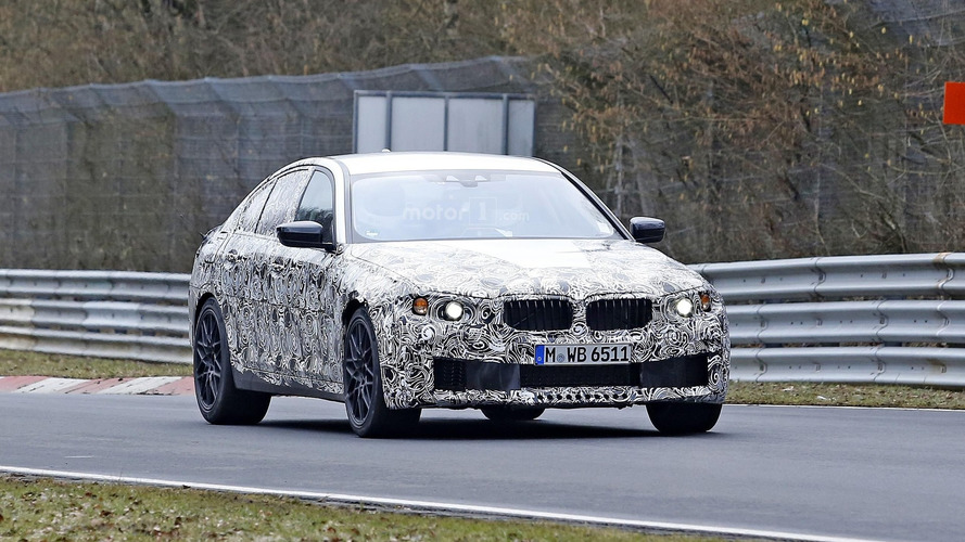 BMW M5 & M6 to lose the manual transmission