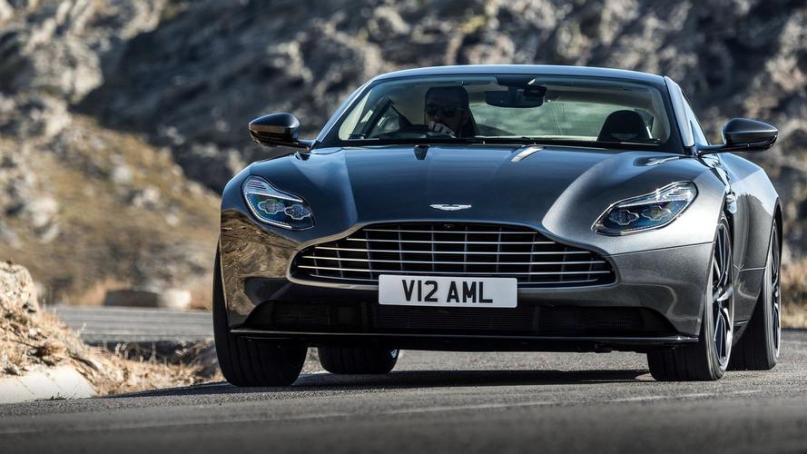 Aston Martin rappelle son élégante DB11
