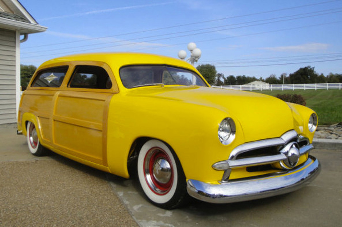 eBay Car of the Week: 1949 Ford Woody Wagon