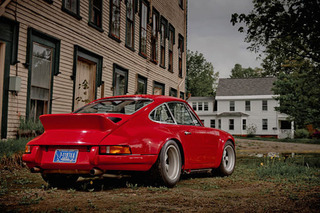 This Restomod Porsche 911 Relives the Iconic RSR