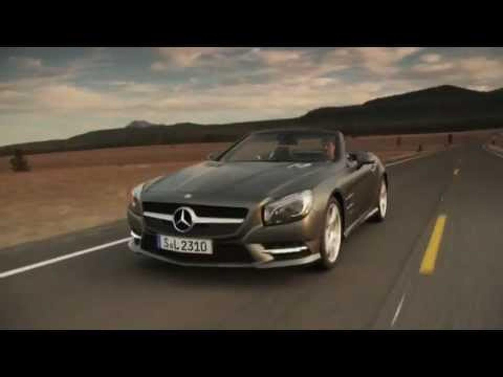 2013 Mercedes-Benz SL Highlights