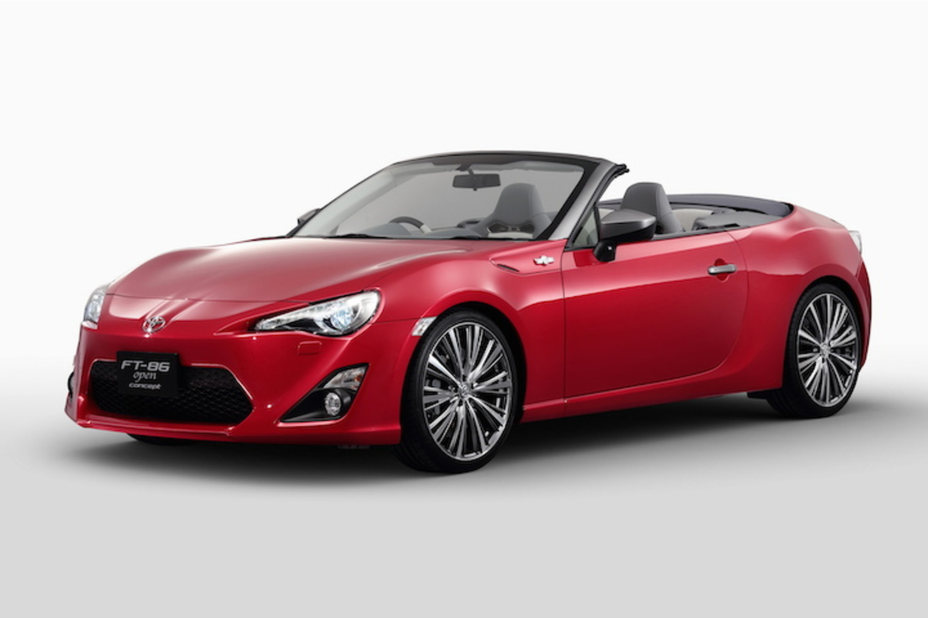 Subaru BRZ STI or Scion FR-S Cabrio: Which Would You Rather?