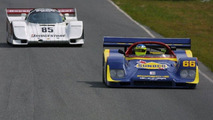 Porsche Rennsport Reunion 2001