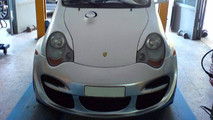 Fiat 500 Porsche