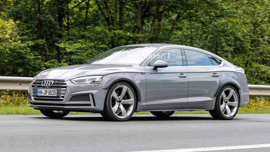 Bu araç 2018 Audi RS5 Sportback mi?