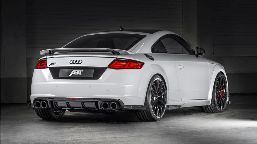 Audi TT RS-R, la última preparación de ABT Sportsline
