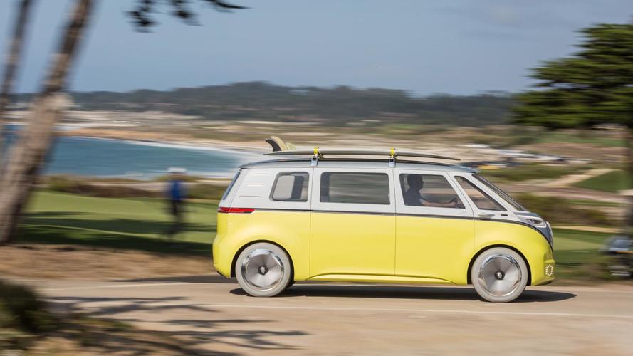 Volkswagen I.D. Buzz Pebble Beach