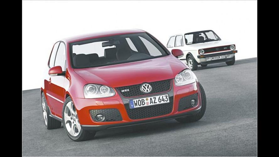 VW Golf GTI: Erste Fakten und Fotos von der Golf-Legende