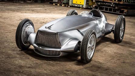 Prototype 9, le retour vers le futur d'Infiniti présenté à Pebble Beach