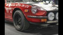 Infiniti al Verona Legend Cars 2015