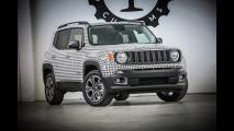 Jeep Renegade pied de poule