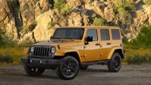 Jeep Cherokee, Grand Cherokee e Wrangler Altitude