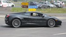 Lamborghini Gallardo LP550-2 Spied at Nurburgring