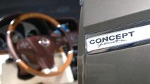 Mercedes-Benz Concept FASCINATION Interior