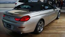 2011 BMW 6-Series Cabrio in Detroit - 2011 NAIAS