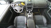 speedART TITAN DTR 310 based on Porshe Cayenne Diesel