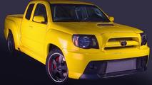 Toyota TRD Tacoma X-Runner Concept at SEMA 2008