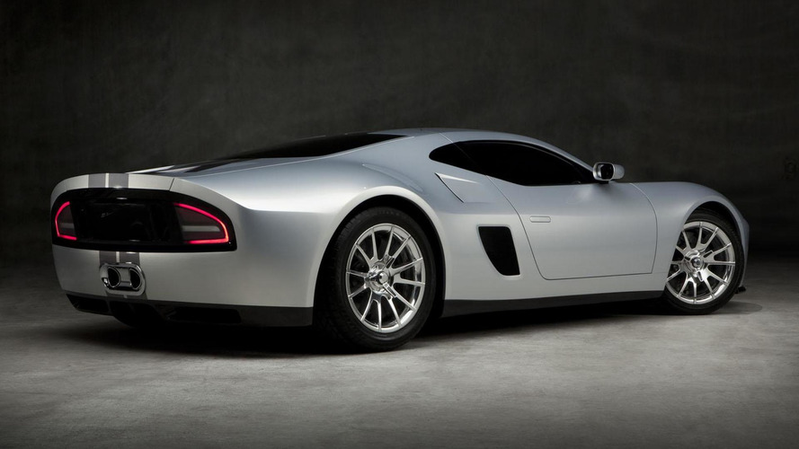 Galpin GTR1 prototype unveiled at Pebble Beach