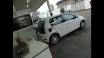 Volkswagen eco up!, test di consumo reale Roma-Forlì 002