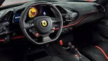 Ferrari 488 Pista, imágenes oficiales filtradas