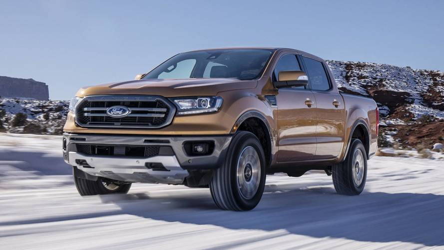 Buy Ford Ranger In Australia, Get A Mustang For Two Weeks