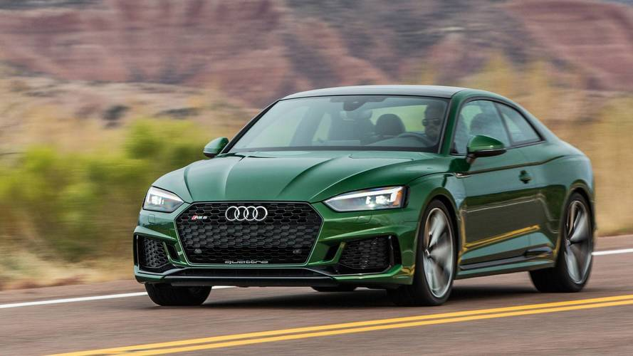 2018 Audi RS5 Second Drive: Swift Progress