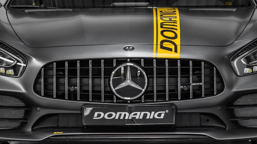 Mercedes-AMG GT R'a Domanig Autodesign Modifiyesi