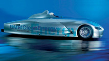 BMW H2R hydrogen vehicle